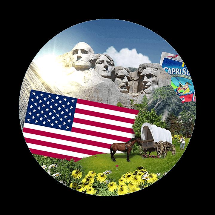 Amerika Mount Rushmore