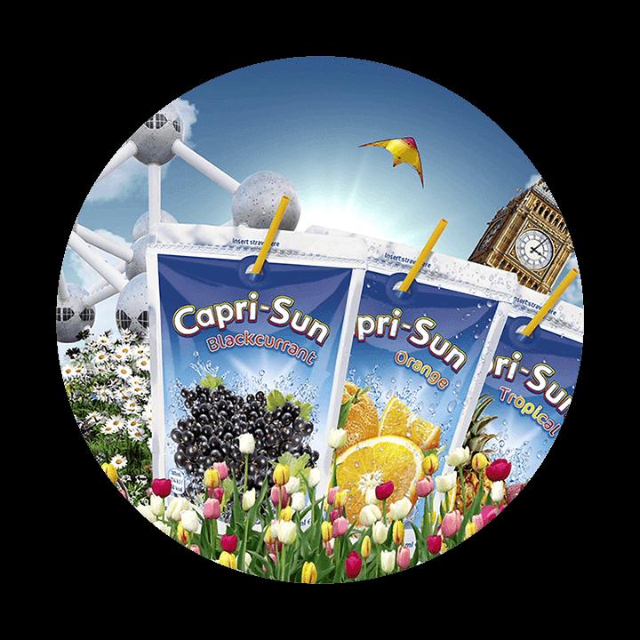 Capri-Sun Europa bigben blumen
