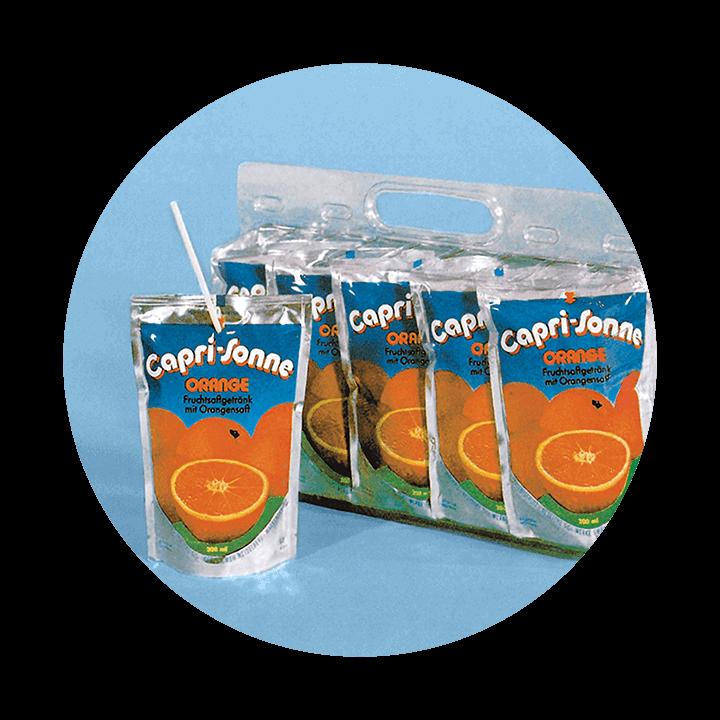Capri-Sonne sixpack 200ml Orange