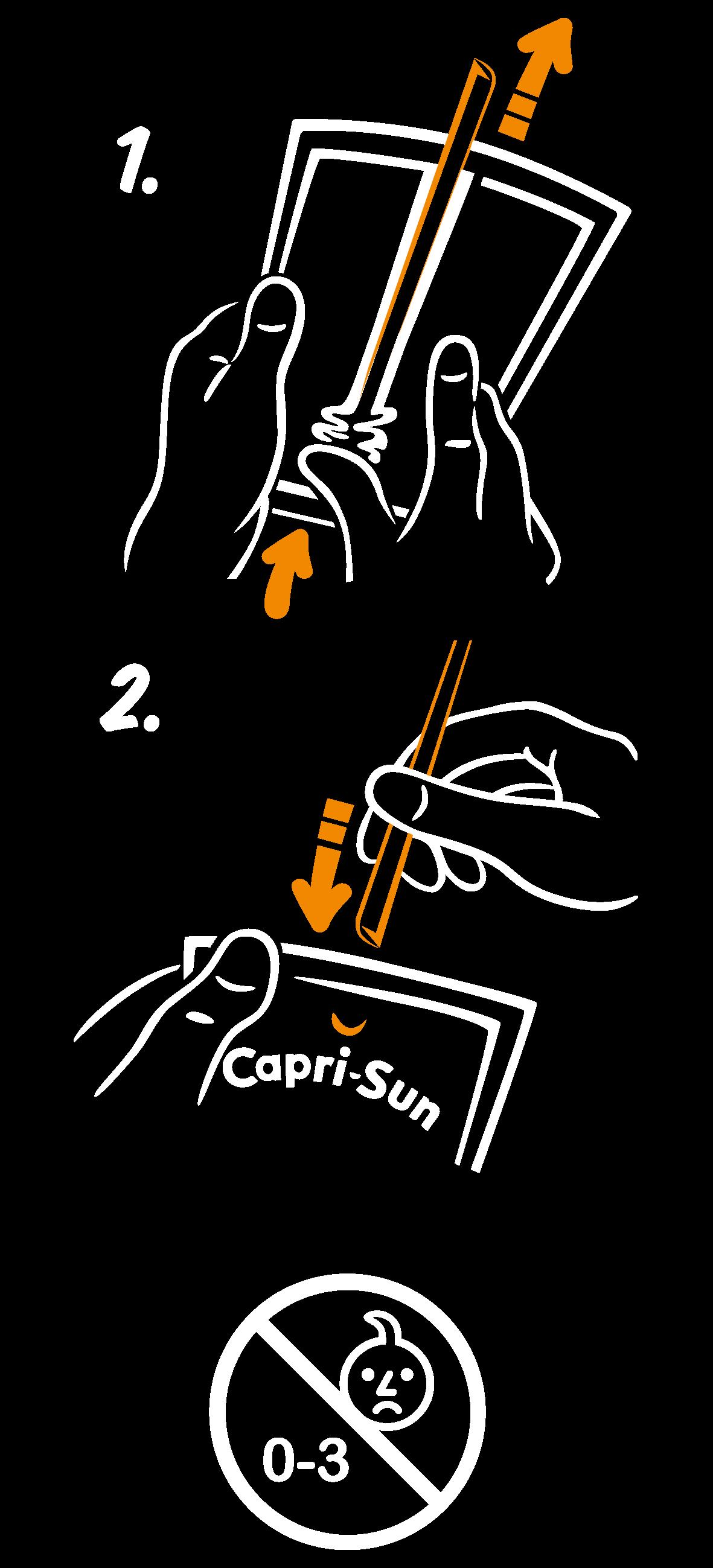 Strohhalm Icons