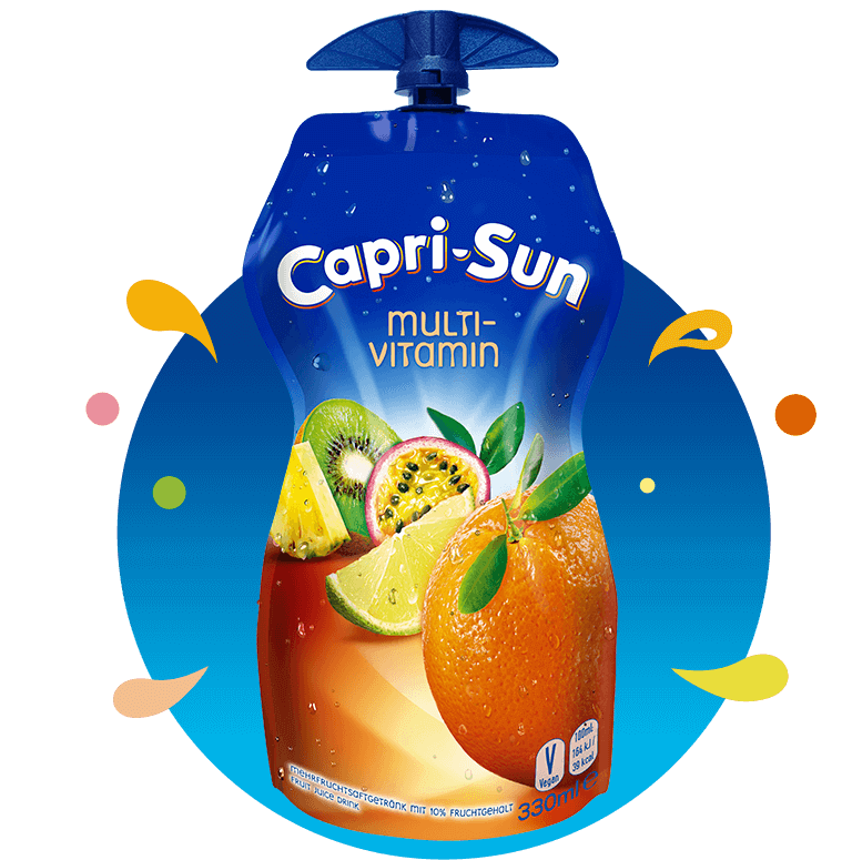 Capri-Sun 330ml Multivitamin