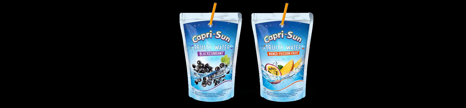 Capri-Sun Fruity Water