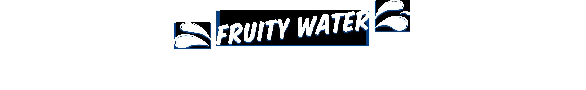fruity-water